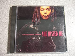 Terence Trent Darby - She Kissed Me CD Single Promo 1-track (1993) Sony Music [Audio CD]