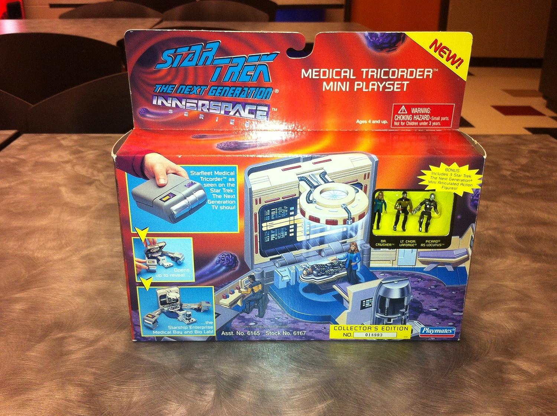Playmates Star Trek Medical Tricorder Innerspace Mini Playset