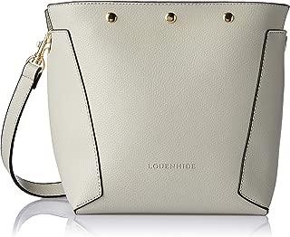 Louenhide Australia 8304DoGry Sussex Crossbody Bag, Dove Grey