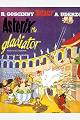 Asterix and the Gladiator 図書館