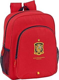Mochila Safta Escolar Junior de Selección Española de Fútbol, 320x120x380mm