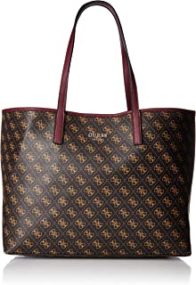 GUESS womens Vikky Q-logo Large Tote