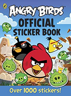 Best angry birds official sticker book Reviews