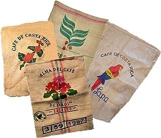 comprar comparacion BlendNature Sacos de Yute Grande de Café Reciclados (4)