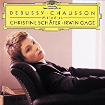 Chausson: Dans la foret du charme et de l'enchantement,op.36, no.2 (Jean Moréas)