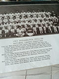 Philadelphia Phillies 2008 World Series Team 8x10 Photo