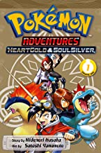 Pokémon Adventures: HeartGold and SoulSilver, Vol. 1