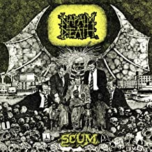 napalm death vinyl