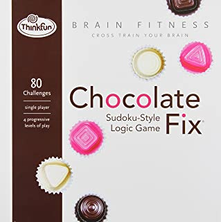 Thinkfun Inc Chocolate Fix Brain Fitness