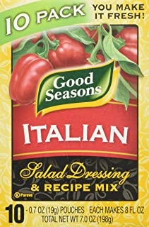 good seasons mild italian dressing