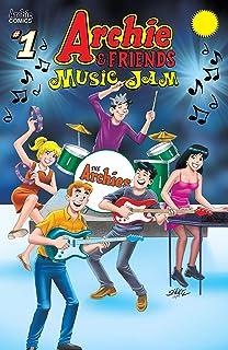 Archie & Friends: Music Jam #1 (Archie & Friends (2019-)) (English Edition)