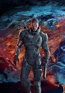 Mass Effect Commander Shepard Poster