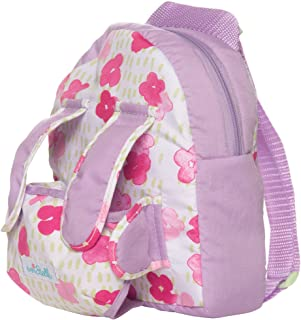 """Manhattan Toy Baby Stella Baby Carrier and Backpack Baby Doll Accessory for 15"""" Dolls"""