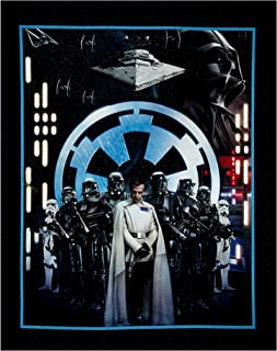 CAMELOT Fabrics 0467047 Rogue One: A Star Wars Story Villains 36in Panel Multi, Multicolor