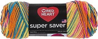 Red Heart Super Saver Yarn, Bikini