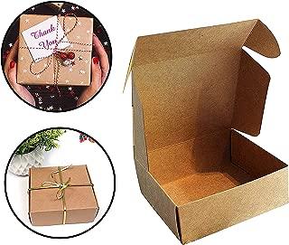 Amazon.es: cajas carton regalo - Cajas para regalo / Cajas y ...
