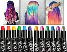 KC Republic Hair Chalk for Girls, 12 Pack, Multicolor
