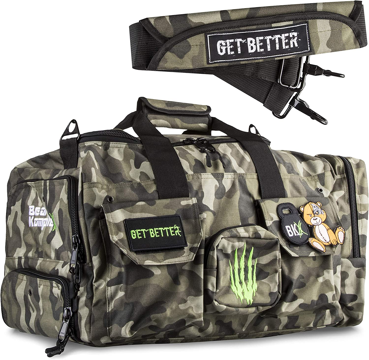 67% OFF of fixed price Bear KompleX Gym Bag Tactical Excellent Hunting for an Rucksack Fitness