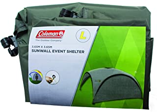 comprar comparacion Coleman - Parasol para carpa de eventos, color gris/verde, 12 x 12 pies (3.65 x 3.65 m)