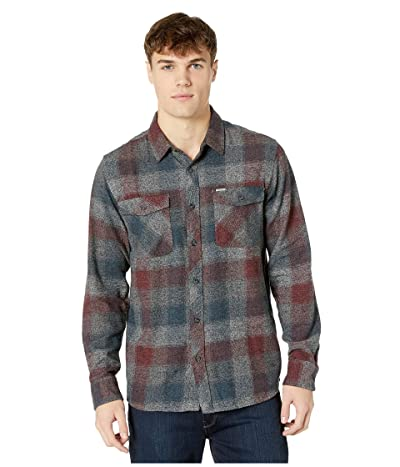 Rip Curl Doho Long Sleeve Flannel (Off-White) Men
