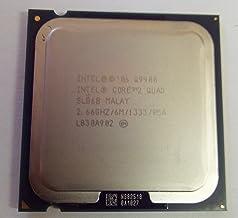 Intel Core 2 Quad Q9400 / 2.66 GHz Processor (U36011) Category: Processors