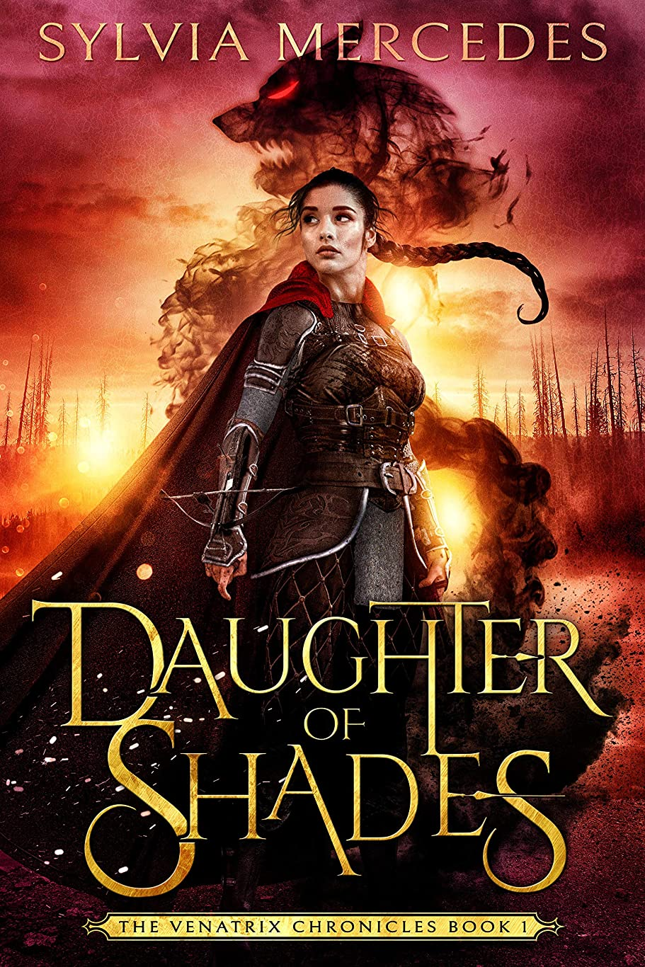 情熱的ハンバーガー販売員Daughter of Shades (The Venatrix Chronicles Book 1) (English Edition)