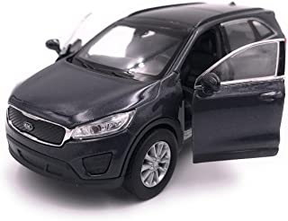 H Customs Kia Sorento Modellauto Auto Lizenzprodukt 1:34 1:39 Grau