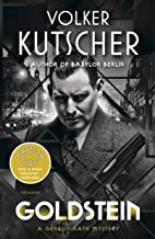 Goldstein: A Gereon Rath Mystery (Gereon Rath Mystery Series Book 3)