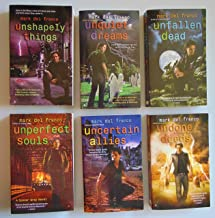 Mark Del Franco Complete Connor Grey Series of Six Novels from Unshapely Things to Undone Deeds