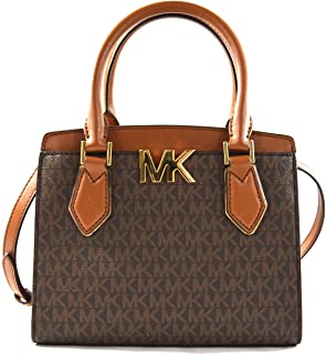 Michael Kors Women's Mott Medium Messenger Convertible Crossbody Bag Purse Handbag