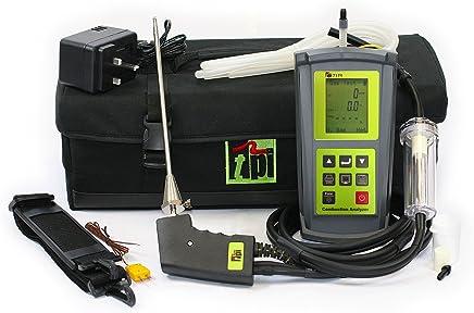 TPI 717R-Kit - Analizador de gas de combustión