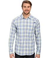 The North Face - Long Sleeve Traverse Plaid Shirt