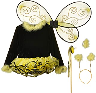 Rubies Bumble Bee Girl Child Costume, Small