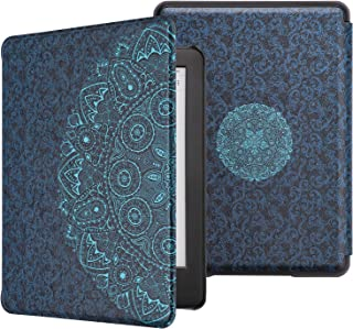 WALNEW All-New Kindle 2019 Cover Case (Model No.J9G29R) - Slim Lightweight Auto Wake/Sleep Smart Protective Case for Newes...