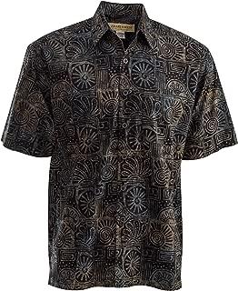 Antigua Summer Tropical Hawaiian Batik Shirt