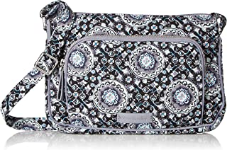 Vera Bradley Iconic RFID Little Hipster, Signature Cotton