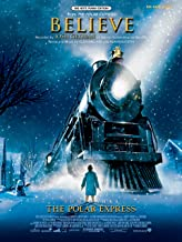 Believe (from The Polar Express): Big Note Piano, Sheet