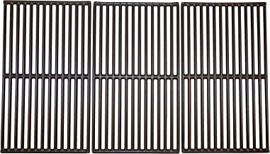Music City Metals 67263 Matte Finished Cast Iron Cooking Grid for Select Brinkmann Brand Gas Grill-griddles