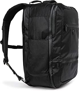 Tortuga Outbreaker - Laptop Backpack for Work or Travel with Deluxe Features (27L, Black)