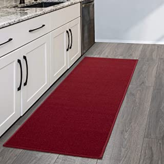 maroon kitchen decor