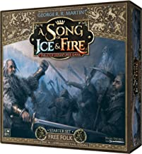 A Song of Ice & Fire: Free Folk Starter Set