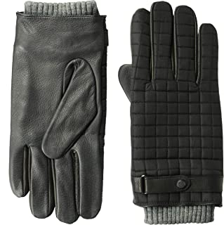 Ted Baker Men's Oblin Quilted Gloves