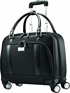 Samsonite Luggage Womens Spinner Mobile Office, Black, One Size