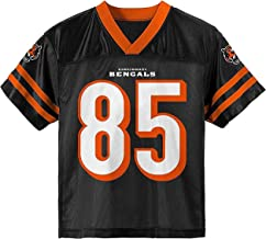 Outerstuff Tyler Eifert Cincinnati Bengals Black Toddler Player Home Jersey