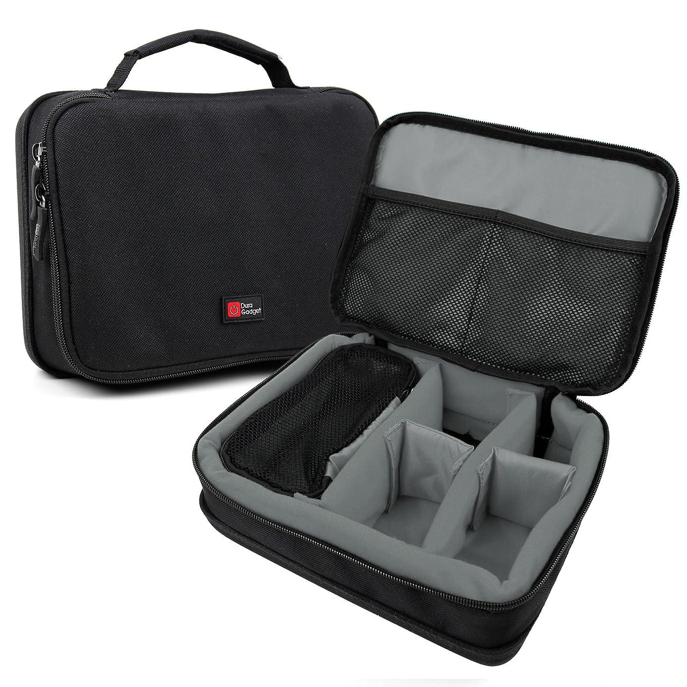 DURAGADGET Protective EVA Case (in Grey) - Compatible with The Zoom H1, Zoom H2N, Zoom H4n Pro, Zoom H5 & Zoom H6 Voice Recorders esm1914621