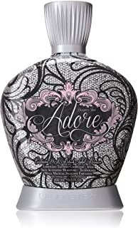 Designer Skin New Adore Black Label Bronzer Lotion, 13.5 Fluid Ounce