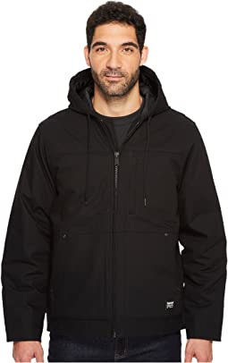 Baluster Insulated Hooded Work Jacket