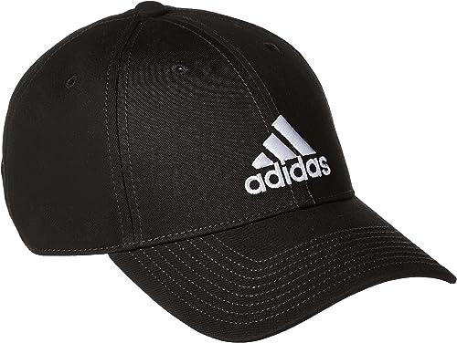 Adidas Training Classic Six-Panel Cap - (Black/White)