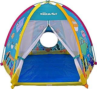 NARMAY Play Tent Ocean World Dome Tent for Kids Indoor / Outdoor Joy-183 x 152 x 122 cm