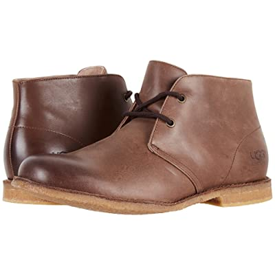 UGG Leighton Waterproof (Grizzly) Men